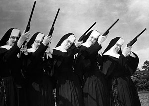 nuns guns