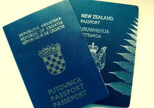 croatian passport